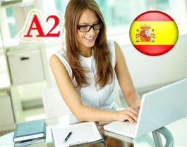 Español Nivel A2- Curso 2